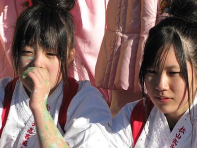 女子 高校 松山